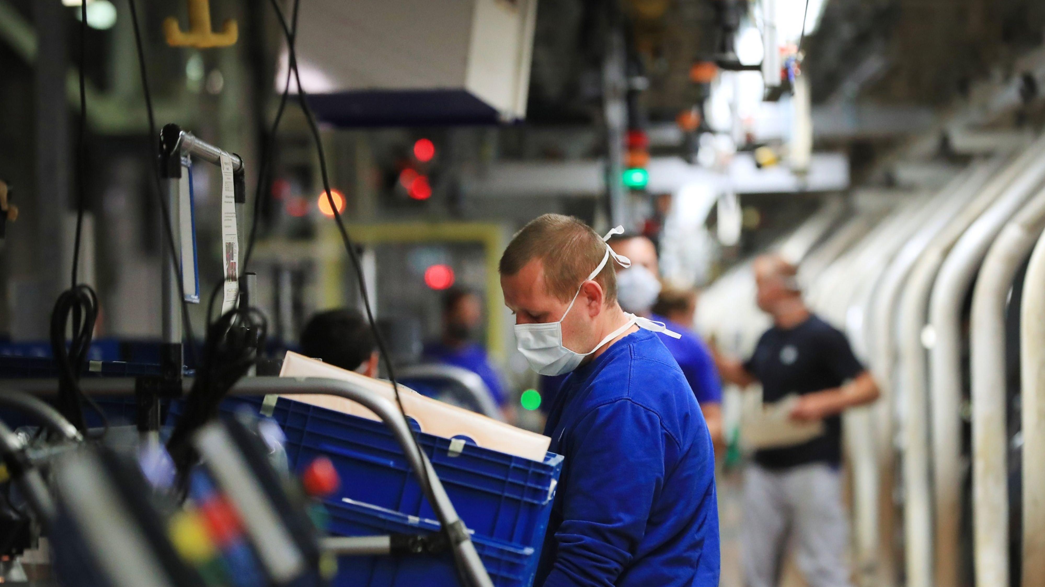 Кризата може да намали работните места в Германия с 1 млн. - Bloomberg