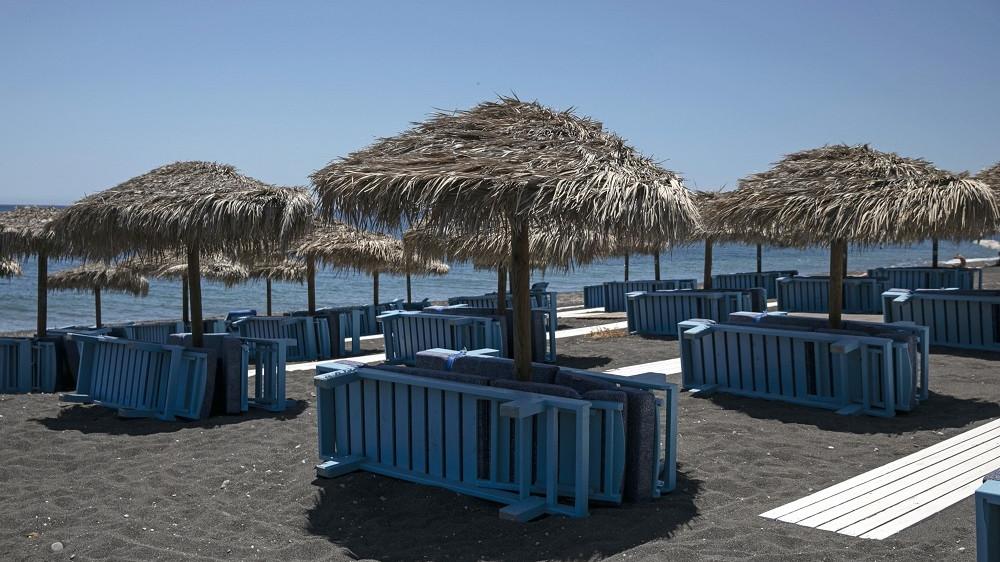 Срив в приходите от туризъм в Гърция с над 80% - Bloomberg