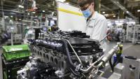 Възстановяването на икономиката на Германия е в ранен етап