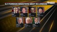 Г-7 претегля предложението за противопоставяне на Китай