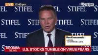 Stifel: Локдауни без стимули в Европа причиняват разпродажбите