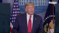 Тръмп: Заподозреният е бил застрелян до Белия дом