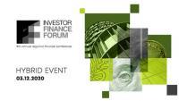 Investor Finance Forum: Печеливши инвестиционни стратегии и финансиране на малък и среден бизнес