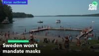 Швеция няма да направи маските задължителни
