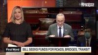 Сенатът гласува инфраструктурен пакет за 550 млрд долара