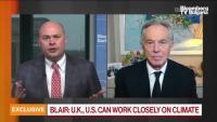 Тони Блеър: Великобритания и САЩ ще работят заедно за климата, част 3