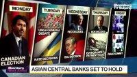 Седмицата в аванс: централни банки