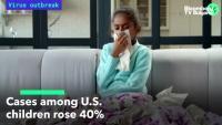 Броят на заразените с Covid-19 деца в САЩ нараства стремглаво