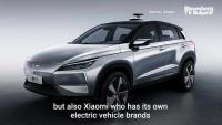 Новият луксозен електромобил на Китай