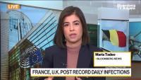 Франиця, Великобритания с нов рекорден брой заразени с Ковид-19