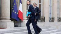 Правителството на Франция подаде оставка