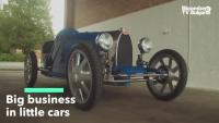 Големият бизнес с малките коли