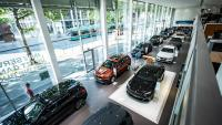 BMW отчете първата си тримесечна загуба от 2009г. насам