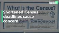 Съкратеният срок за преброяване на населението в САЩ буди тревога