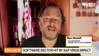 Бениоф: Всяка технологична фирма минава през мащабно преструктуриране