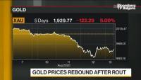 Цената на златото отчита възстановяване след разпродажбата