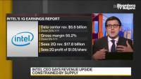 Intel обяви 20% спад в продажбите си за центровете за данни