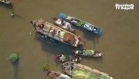 Къде е водата на река Меконг: част 1