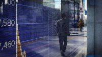 Европейските акции се покачватдо нови рекордни нива след корпоративните отчети