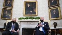 На срещата в Овалния кабинет Джонсън осъзна, че обещанията му за Брекзит няма да се сбъднат