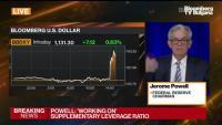 Джеръм Пауъл: Настоящата инфлация е преходна