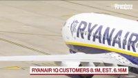 Ryanair летя с 73% затоварване през Q2