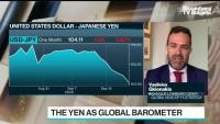 Японската йена наваксва