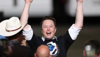 2020 се оказа фантастична година за Илон Мъск