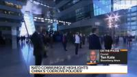 Китай призова НАТО да не преувеличава заплахата от страната