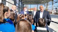 Борисов: Осигурихме доставката на 2,7 млн. дози от ваксината на Pfizer през следващите 2 месеца