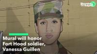 Стенопис в памет на военнослужещ