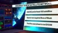 Inmarsat добавя 150 сателита, част 1