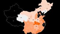 Китайският бум на износа показва разликите между регионите