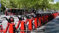 Велоалеите в Барселона - пример за преход към транспорта на бъдещето