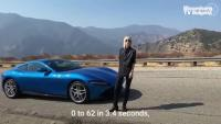 Тест драйв на Ferrari Roma