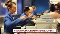 Ryanair очаква ръст до 90% пълни самолети до края на годината