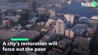 Преустройството на един град във Вирджиния
