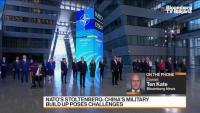 Разцепление в НАТО по отношение на Китай