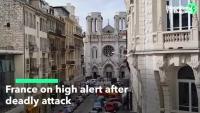 Франция с повишена тревога след нападението в Ница
