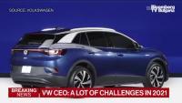Херберт Дийс, директор на Volkswagen пред Bloomberg, част 4