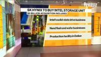Intel продава подразделението си за флаш памет NAND на корейската SK Hynix Inc.