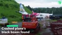 Откриха 2-те черни кутии на катастрофиралия самолет в Индия