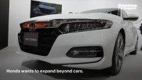 Honda иска да навлезе в територии отвъд автомобилостроенето