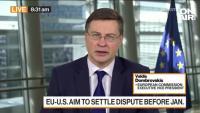 ЕС продължава да преговаря по спора Airbus-Boeing