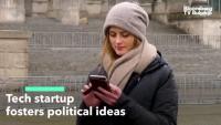 Технологичен стартъп развива политически идеи