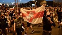 Втора нощ на сблъсъци в Беларус заради спорните резултати от изборите