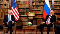 Байдън: Путин е загрижен да не бъде обкръжен и свален от САЩ