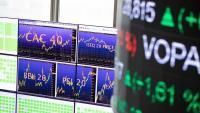 Европейските акции поскъпват след серия силни корпоративни отчети