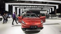 Alibaba увеличава инвестициите в китайски производител на електромобили