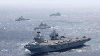 Китай предупреди Великобритания да внимава за самолетоносача си в Южнокитайско море